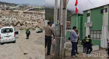 Arequipa: Enfrentamiento por terrenos deja dos personas heridas de bala en Yura - Diario Perú21