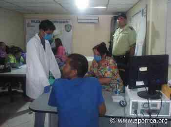 Anzoátegui: Funcionarios y privados de libertad en Guanta reciben operativo médico asistencial - Aporrea