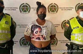 En Guamal detienen a mujer por apuñalar a su compañero sentimental - HOY DIARIO DEL MAGDALENA