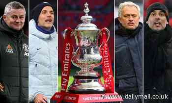 FA Cup quarter-final draw: When does it take place? Ball numbers, how to watch and start time