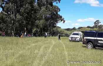 Segurança: Policia Civil reconstitui cena de crime de homicídio em Fraiburgo - Caçador Online