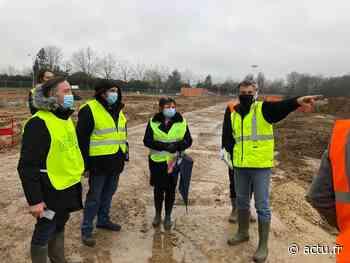 Yvelines. Voisins-le-Bretonneux : le nouvel écoquartier sortira de terre à l'horizon 2024 - actu.fr