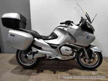 BMW R 1200 RT 2010 à 7800€ sur MONTLHERY - Occasion - Motoplanete