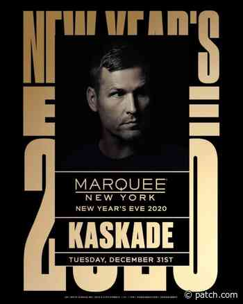New Years with DJ Kaskade at Marquee New York - Patch.com