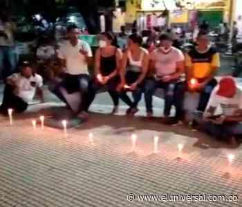Majagual no para de exigir justicia en caso de homicidio de Arley - El Universal - Colombia