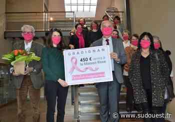 Gradignan (33) : soutien à la Maison rose - Sud Ouest