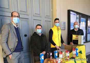 Coldiretti dona cibo alle famiglie bisognose: oggi consegne ad Alzate Brianza e Mariano Comense - Prima Como