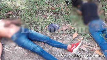 Eran hermanos los hombres asesinados en El Tarra   La Opinión - La Opinión Cúcuta