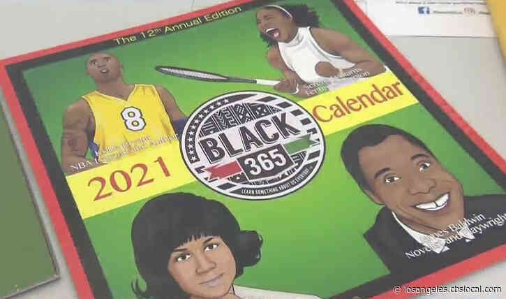 Lancaster Scholar Behind Calendar That Celebrates Black Achievement Every Day Of The Year