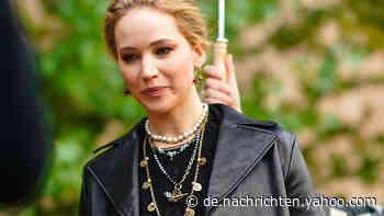 Dreharbeiten unterbrochen: Jennifer Lawrence bei Explosion verletzt - Yahoo Nachrichten Deutschland