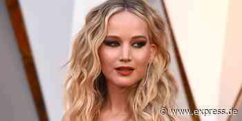 Jennifer Lawrence bei Netflix-Dreh von Glassplittern verletzt - EXPRESS