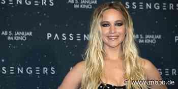 Explosion am Set: Hollywood-Star Jennifer Lawrence bei Dreharbeiten verletzt - Hamburger Morgenpost