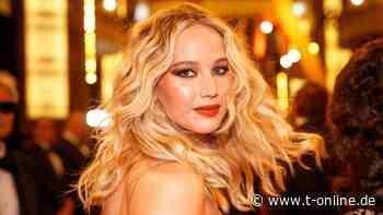 Explosion bei Netflix-Dreharbeiten: Hollywoodstar Jennifer Lawrence verletzt - t-online.de