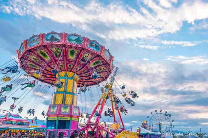 2021 LA County Fair Canceled Over COVID Concerns, Will Hold 'Smaller' Celebration