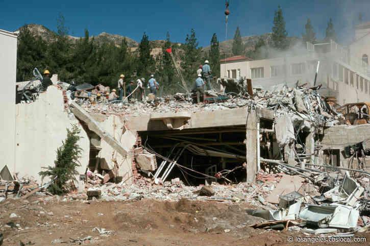 50 Years Ago: Magnitude-6.6 San Fernando Quake's Devastation Spurred New Building Standards, Identification Of Faults