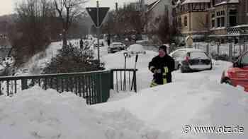 Dornburg-Camburg: Straßen werden nach Priorität geräumt - Ostthüringer Zeitung