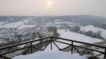 Schlosspark in Dornburg wieder für Besucher geöffnet - Ostthüringer Zeitung