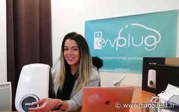 Latresne : EVPlug, l'entreprise branchée sur l'installation de bornes pour voitures électriques - Sud Ouest