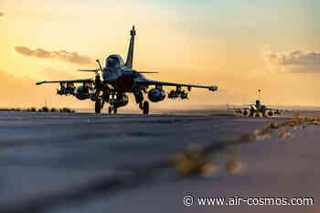 Défense 09H00 Armée de l'Air : les FAS retournent à Taverny - Air & Cosmos