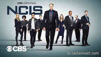 NCIS season 18 episode 8 return date for Mark Harmon, Maria... - CarterMatt