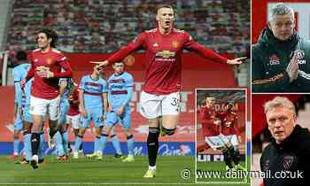 Man United book FA Cup quarter-final spot after Scott McTominay secures extra time win over West Ham