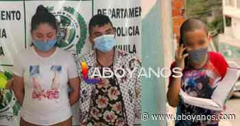 Le robaron el celular a un niño de 8 años en Isnos, Huila - Laboyanos.com