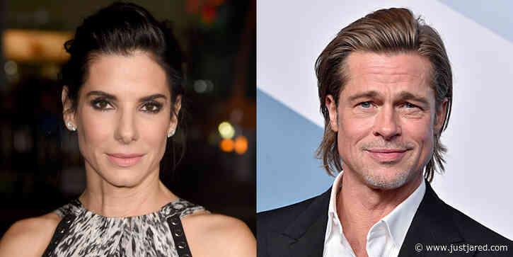 Sandra Bullock Boards 'Bullet Train' Movie With Brad Pitt