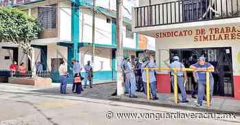 Huatuscohace 20 min . Obreros de Paso del Macho piden pago de utilidades - Vanguardia de Veracruz