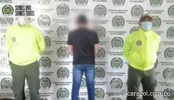 Capturado profesor de Vegachí acusado de abusar de cuatro menores de edad - Caracol Radio