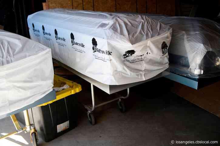 LA County Hopes To Use FEMA Funds To Reimburse Families For COVID Burials
