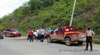Hombre murió en accidente de tránsito en la vía Pedernales - Jama - El Universo