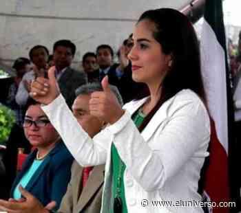 Tras fallo judicial, concejala de Montecristi fue reintegrada a su cargo de vicealcaldesa del cantón - El Universo