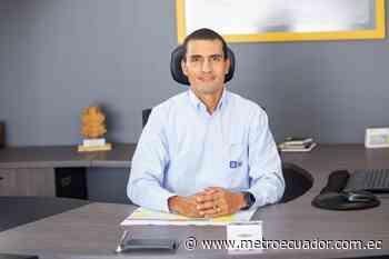 Juan Carlos Landázuri, nuevo Director de Manufactura y Calidad de GM OBB del Ecuador - Metro Ecuador
