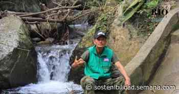 ¿Quién es el MacGyver del río Bogotá en Cachipay, Cundinamarca? - Colombia hoy - Semana