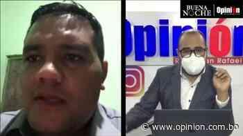 San Borja: respiradores sin uso y enfermos con COVID-19 son referidos a Trinidad o La Paz - Opinión Bolivia
