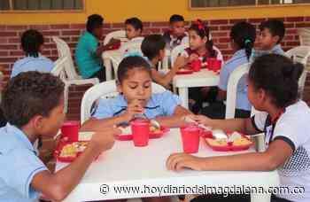 Plan de Alimentación Escolar en Chibolo no lo ejecutaron - Hoy Diario del Magdalena