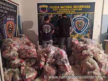 Detenidos dos hombres en Quíbor por comercializar cajas del CLAP - Noticias Barquisimeto