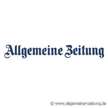 Ober-Olm - Brand einer Lagerhalle - Allgemeine Zeitung