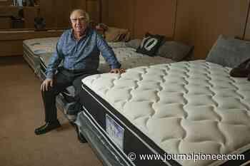 Stellarton mattress maker manufactures a comfortable living - The Journal Pioneer