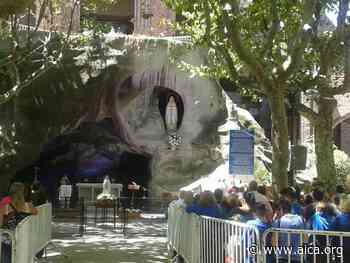 Santos Lugares celebra a Nuestra Señora de Lourdes - Aica On line