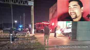 Denuncian «asesinato laboral» del operario electrocutado en Llavallol - Gestión Sindical