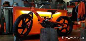 Vendo KTM PRESENTA STACYC FACTORY REPLICA 16E DRIVE Ktm a Affi (codice 8280037) - Moto.it