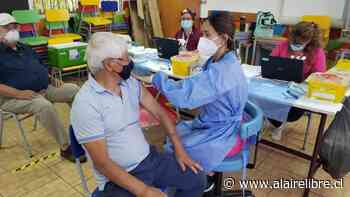 "Humberto ""Chita"" Cruz ya se vacunó contra el Covid-19 - AlAireLibre.cl"
