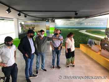 Ituzaingo sede de la reunión intersectorial de turismo - Diario La República