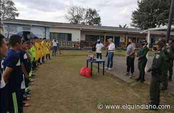 Los Tanques gana la Copa Navidad en Filandia - El Quindiano S.A.S.