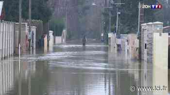 Inondations : Esbly, en Seine-et-Marne, affronte sa quatrième crue en cinq ans - LCI