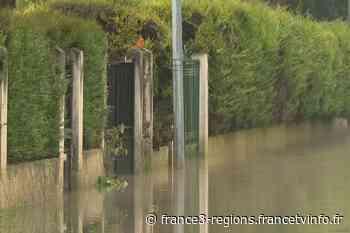 Crues : inondations à Esbly, en Seine-et-Marne - France 3 Régions
