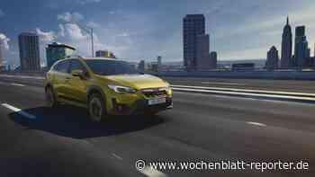Jetzt im Autohaus Schneider in Hütschenhausen: Subaru kaufen und sparen - Wochenblatt-Reporter