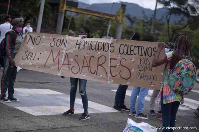 Alcaldesa de Inzá, Cauca, dio hipótesis sobre reciente masacre en el municipio - El Espectador