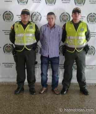 En San José del Fragua capturaron a depravado sexual que se escondía en Caquetá - hsbnoticias.com